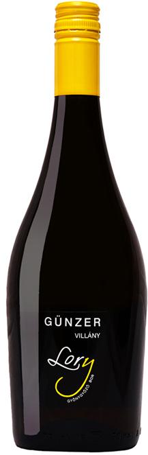 Lory gyöngyöző bor
